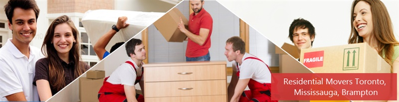 residential movers in toronto, moving and storage services toronto